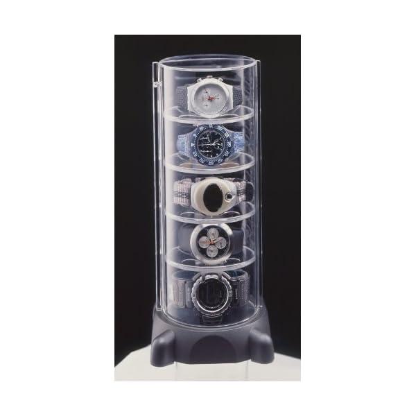 シンコハンガー タワー型時計コレクションケース...の紹介画像3