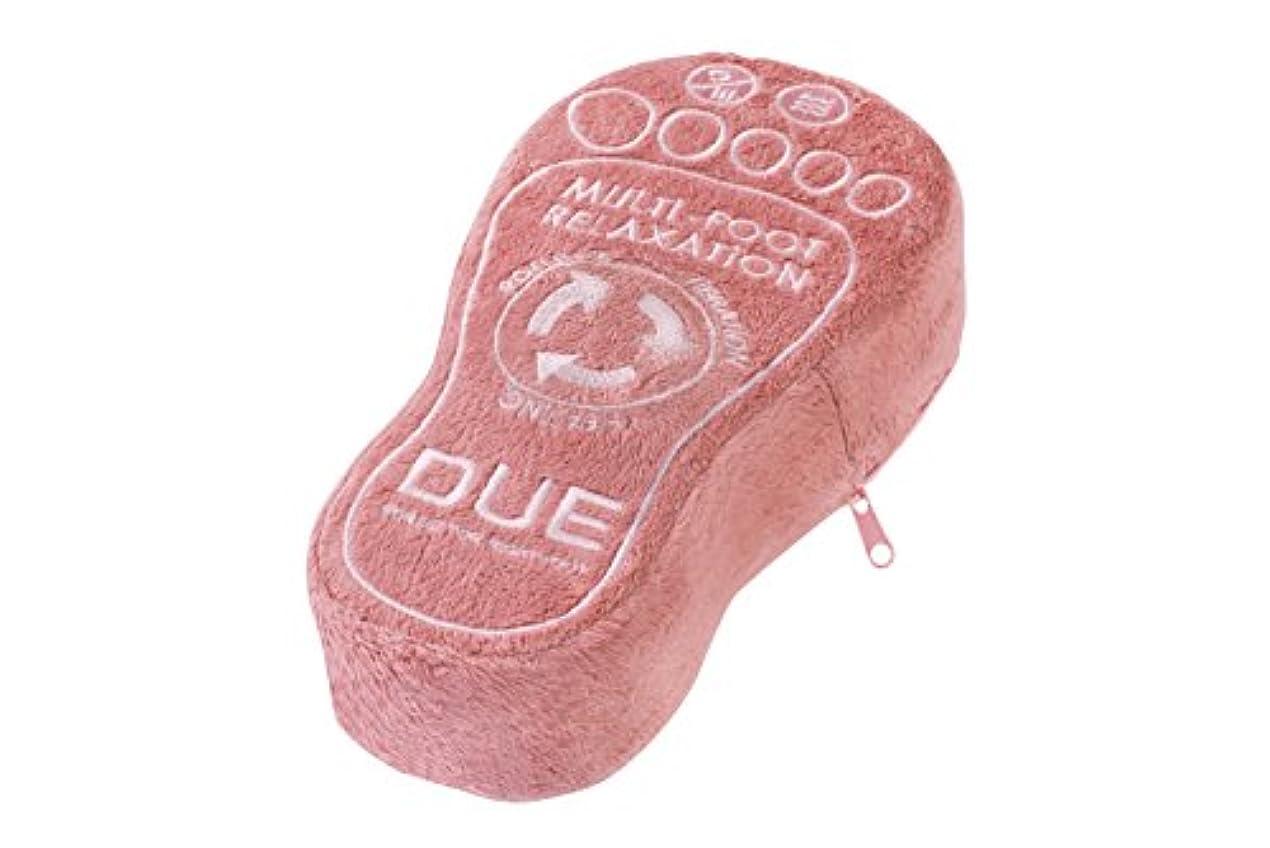 着替えるコイルピグマリオンラドンナ マルチ足裏リラクゼーション ドゥ RX16-DU ローズピンク