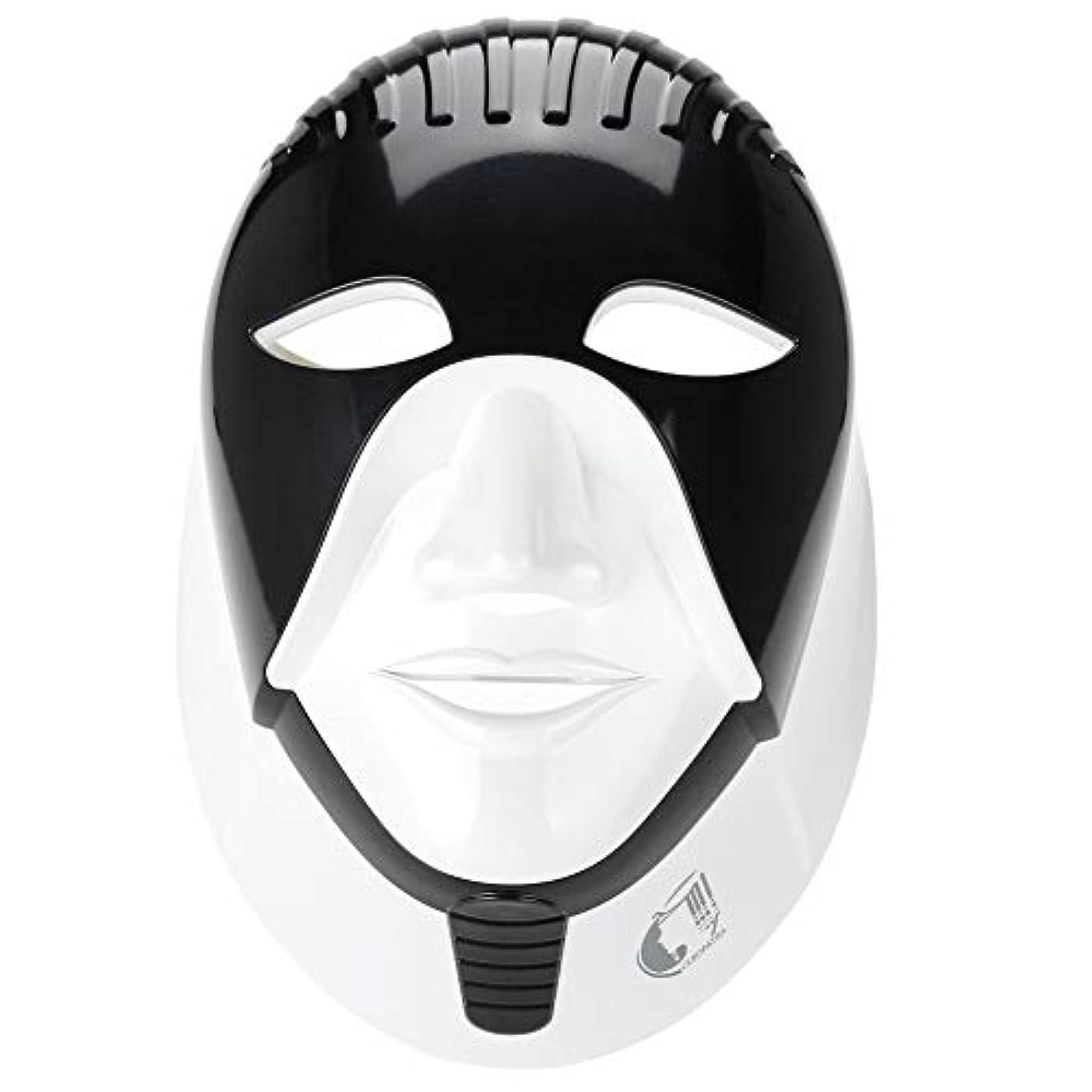 規範安心させる後ろ、背後、背面(部7色は顔のマスクの皮の若返りのアクネの取り外しの顔のスキンケアのマスクの健康な皮の若返りの表面首の鉱泉を導きました(4#)