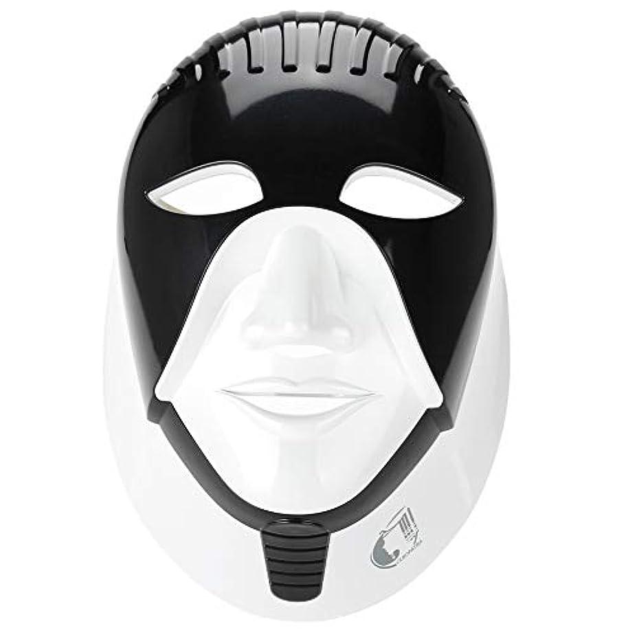許容最小化する浮浪者7色は顔のマスクの皮の若返りのアクネの取り外しの顔のスキンケアのマスクの健康な皮の若返りの表面首の鉱泉を導きました(4#)