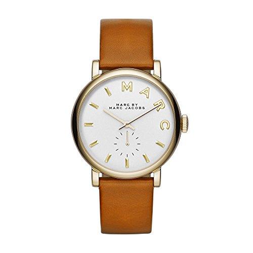 [マークバイマークジェイコブス]Marc by Marc Jacobs 腕時計 Brown Leather Strap Watch MBM1316【並行輸入品】