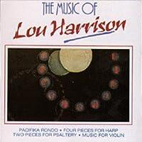 Pacifika Rondo / 4 Pcs for Harp / 2 Pcs Psaltery