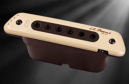 L.R.BAGGS M80 アコースティックギター用ピックアップ 正規輸入品