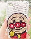 アンパンマン キラキラ iphone5 ケース カバー ハンドメイド