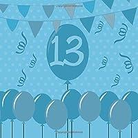 13: libro degli ospiti per il tuo compleanno
