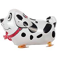 ポインター犬風船 クッキー いぬ型ふうせん コスプレ ひもセット 1匹