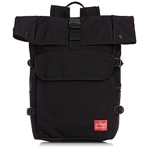 [マンハッタン ポーテージ] Manhattan Portage Silvercup Backpack MP1236 BK (Black)