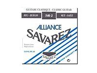 SAVAREZ STRINGS 540J×12セット サバレス アリアンス クラシックギター弦
