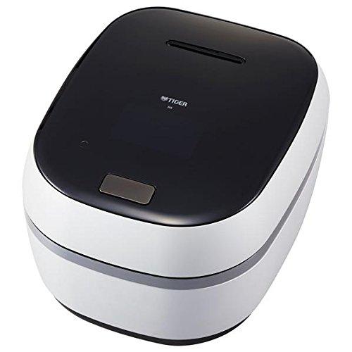 タイガー 土鍋圧力IHジャー炊飯器(5.5合炊き) フロストホワイトTIGER THE炊きたて GRAND X(グランエックス)シリーズ JPG-X100-WF