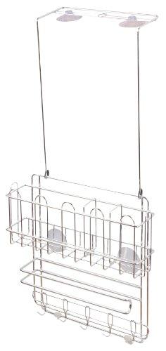 パール金属 キッチンストレージ 冷蔵庫サイド収納ラック H-7347 1個