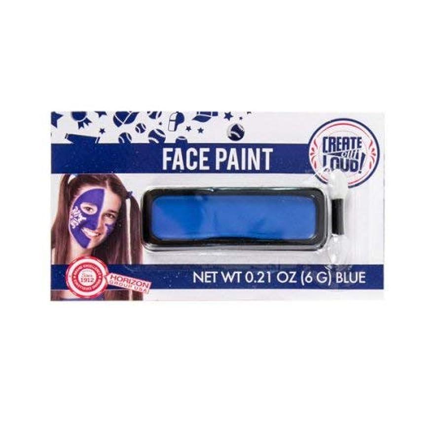 課す考古学的なカイウスBulk Buys KL21737 Create Out Loud Face Paint44 ブルー