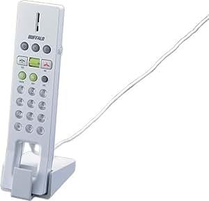 BUFFALO BSKP-U202/WH USBスカイプフォン ホワイト