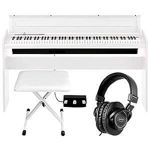 KORG 電子ピアノ LP-180-WH 88...の関連商品4