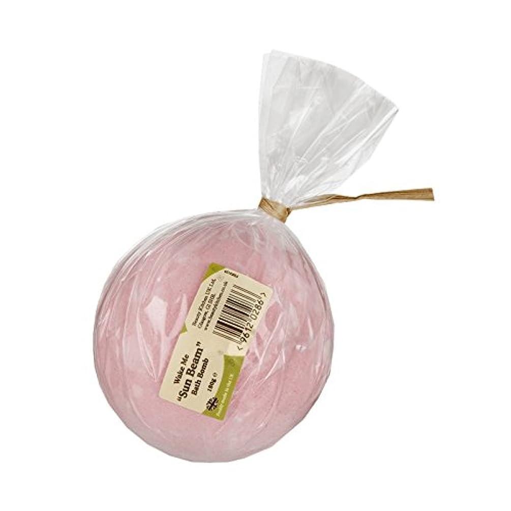 逃す過度にワインBeauty Kitchen Wake Me Sun Beam Bath Bomb 180g (Pack of 2) - 美しさのキッチンは私に日光浴爆弾180グラムを覚まします (x2) [並行輸入品]