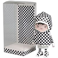 Boogie Hood The Paper Art Toy - Check