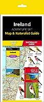 Ireland Adventure Set: Map & Naturalist Guide