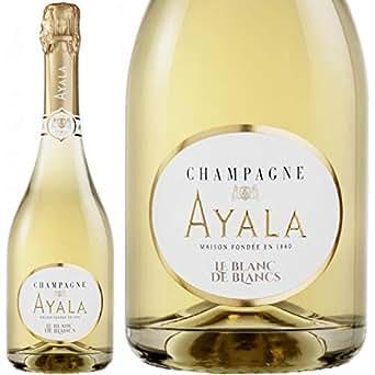 2012 ル ブラン ド ブラン ミレジメ シャンパーニュ アヤラ 正規品 シャンパン 辛口 白 750ml Champagne Ayala Blanc de Blancs Millesime