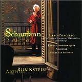 シューマン : 交響的変奏曲&ピアノ協奏曲