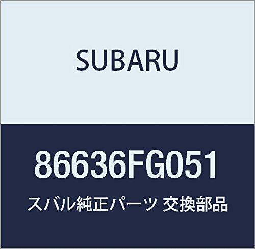 86636FA120 Genuine Subaru NOZZLE 86636-FA120
