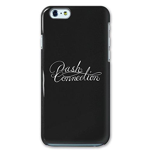 PUSHCONNECTION × CollaBorn iPhone 6s Plus / 6 Plus(5.5インチ)専用ケース push_003 BR-I6P-024