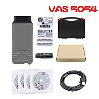 VAS 5054A ODIS 4.4.10 Bluetooth 4.0(VW用、Audi用、Skoda用、Seat Vag診断ツール用)