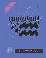 Zodiac 2020 Goal Planner: Goal Planner | Journal | Brain Map Diary: Gift Astrology Zodiac Sun Sign Notebook