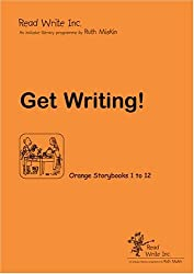 Read Write Inc.: Orange: Get Writing! Book