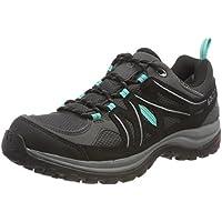 Salomon Women's Ellipse 2 Gore-Tex Hiking Shoe, Magnet/Black/Atlantis