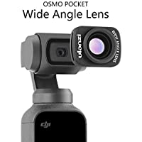 DJI OSMO ポケットPOCKET 広角レンズ アクセサリー 超軽量設計2.5グラムズーム倍率 x0.65プロフェッショナル カメラレンズフィルター
