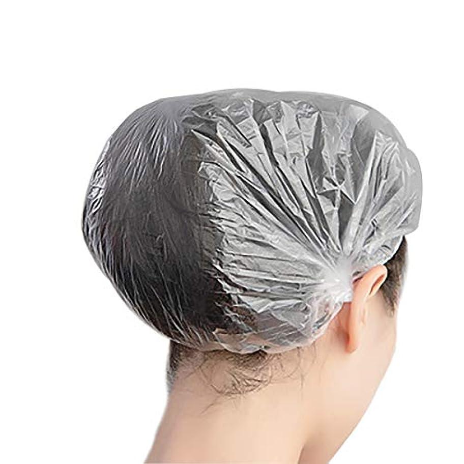 ずんぐりした美容師いとこMaltose シャワーキャップ 使い捨て キャップ 200枚入り 個包装タイプ ヘアキャップ ヘアーキャップ ディスポキャップ ヘアカバー