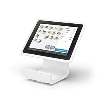 日本未発売 Square  Stand for iPad Air with Lightning Connector A-PKG-0234 スクウェア スタンド iPad Air用ライトニングケーブル接続 iPadでクレジットカード決済 簡単レジ構築!バーコードスキャナー・キャッシュドロワー連携