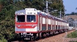 Nゲージ A6991 神戸電鉄3000系 前期型 新塗装 4両セット