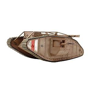 タミヤ 1/35 戦車シリーズ No.57 イギリス陸軍 戦車 マークIV メール シングルモーターライズ仕様 プラモデル 30057