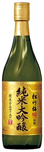 第5位:宝酒造『松竹梅 純米大吟醸』