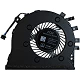 Power4Laptops Replacement Laptop Fan Compatible with HP Home 17-by0008ns