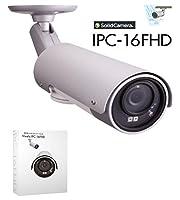 SolidCamera 【IPC-16FHD 1台】 屋外用フルHD IPネットワークカメラ