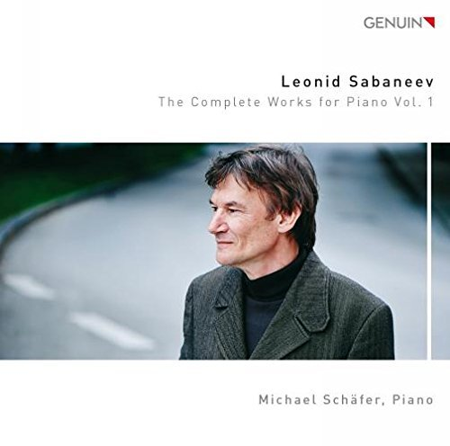 Sabaneev: The Complete Works for Piano, Vol. 1 by Michael Schaefer (2015-08-03)