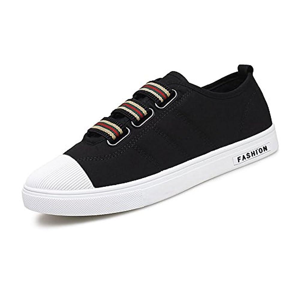 預言者スティーブンソンみなさん男性用 ファッション スニーカー カジュアルスタイル 四季 快適 スポーツキャンバス 小さな白い靴 通気