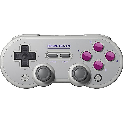 【Nintendo Switch / レトロフリーク対応】 8Bitdo SN30 PRO GAMEPAD - Switch