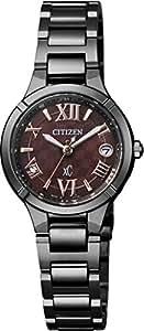 [シチズン]CITIZEN 腕時計 xC クロスシー TITANIA LINE MINISOL チタニアラインミニソル Eco-Drive電波 エコ・ドライブ電波 ES8086-53E レディース