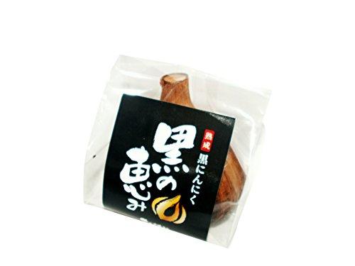 熟成 黒 にんにく (ニンニク)Lサイズ6球 青森県産ホワイト6片種使用