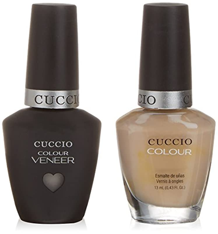 Cuccio MatchMakers Veneer & Lacquer - Tel-Aviv About It! - 0.43oz / 13ml Each