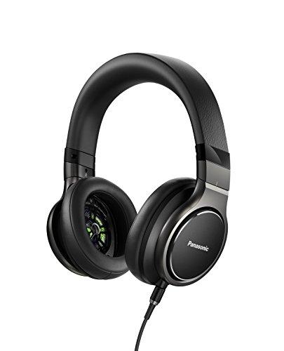 パナソニック 密閉型ヘッドホン ハイレゾ音源対応 ブラック RP-HD10-K...