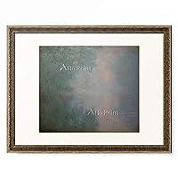 クロード・モネ Claude Monet 「Matinee sur la Seine」 額装アート作品