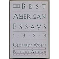 The Best American Essays, 1989