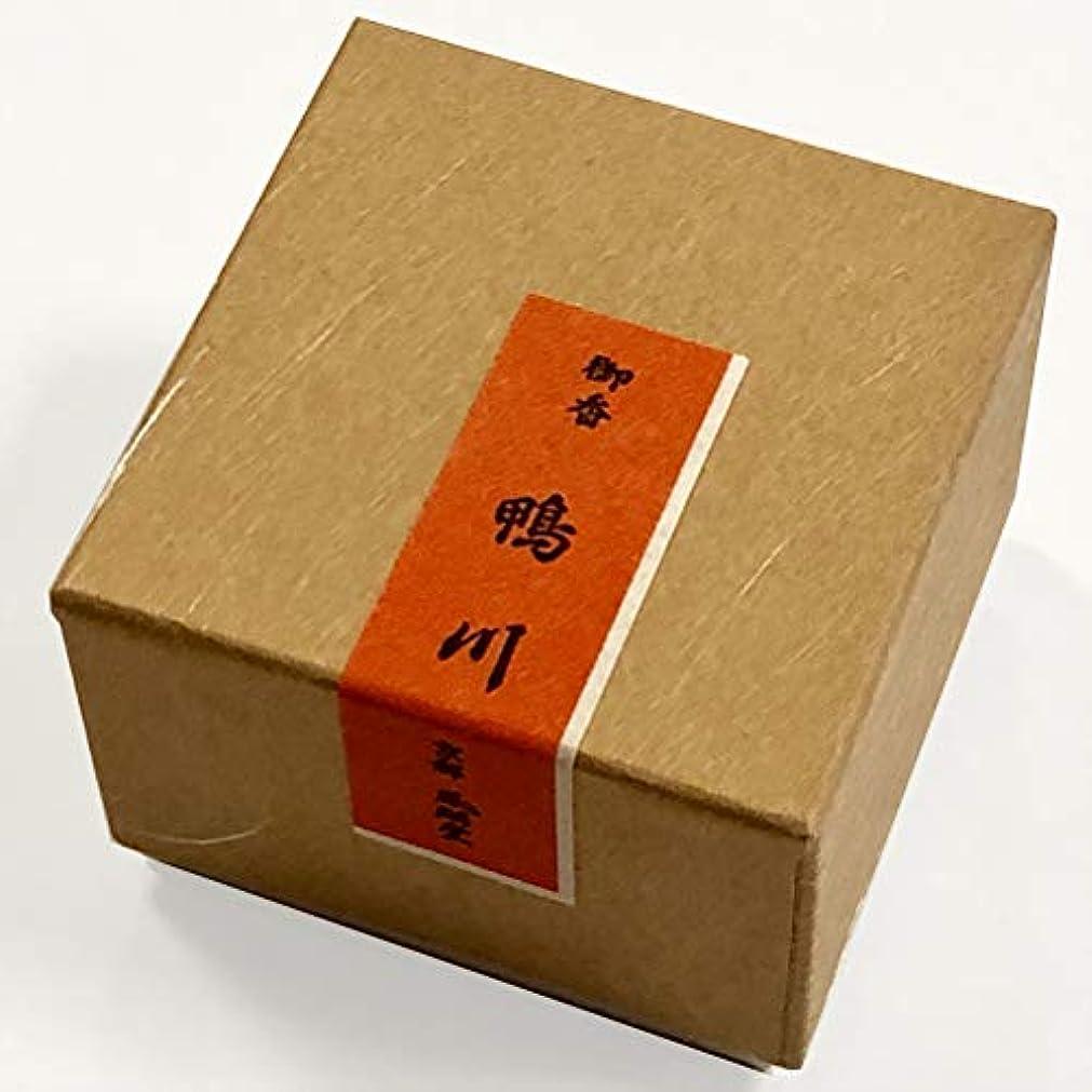 なめるシニス人間御香 鴨川 京都風翔堂 (巻線香タイプ10枚入)