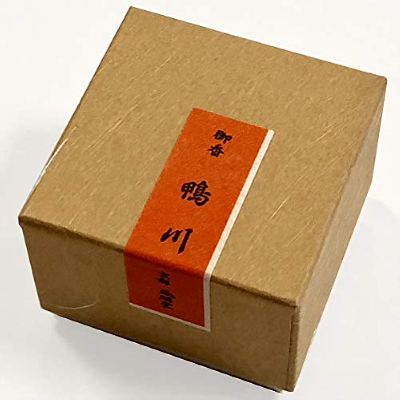 好戦的なかみそりマイコン御香 鴨川 京都風翔堂 (巻線香タイプ10枚入)