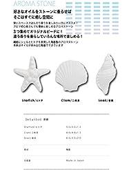 シーブルー アロマストーン 貝殻(クラム)