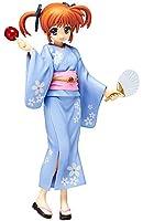 魔法少女リリカルなのは The MOVIE 2nd A's 高町なのは 浴衣Ver. 1/8スケール PVC製 塗装済み完成品フィギュア