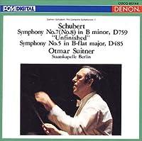 シューベルト : 交響曲 第7番 (第8番)ロ短調 D759「未完成」